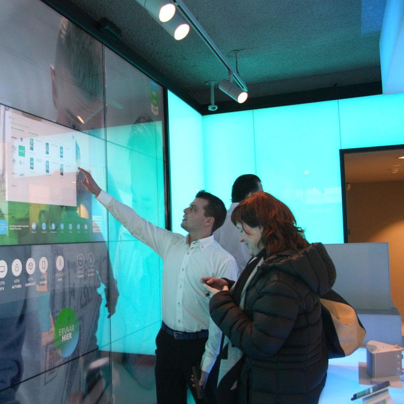 Touch Video Wall Software