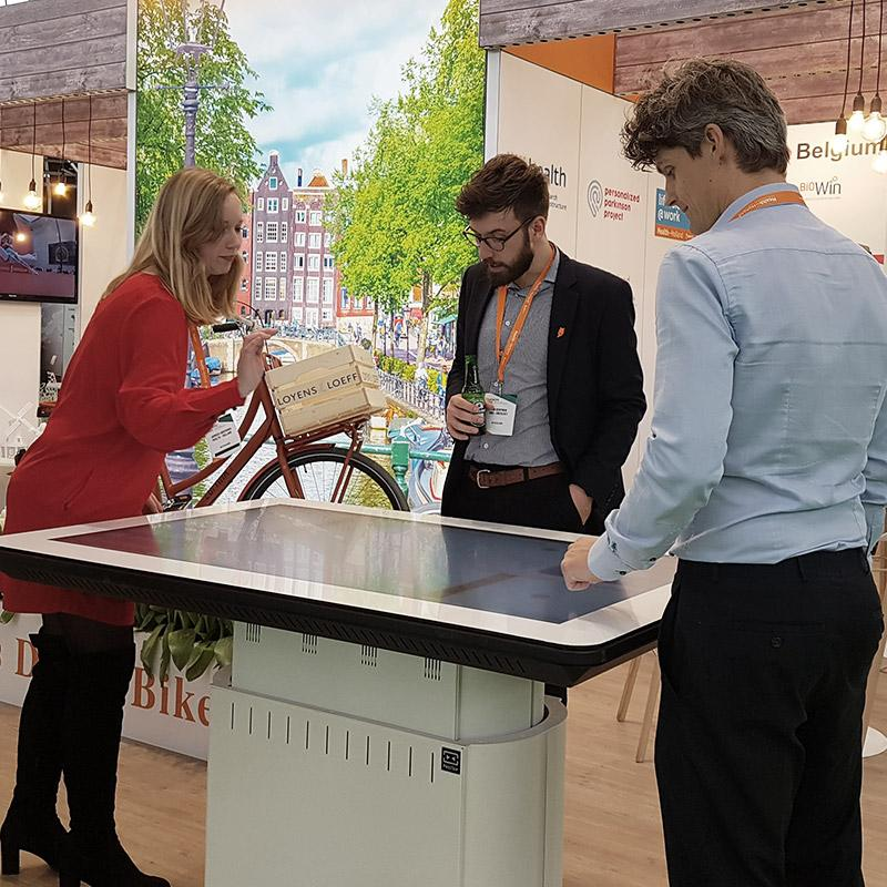 Health Holland Omnitapps Tradeshow