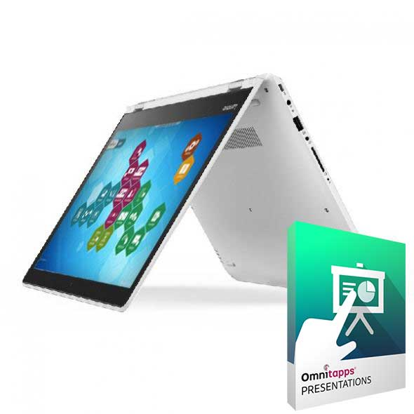 Lenovo All-In-One with Omnitapps Presentations