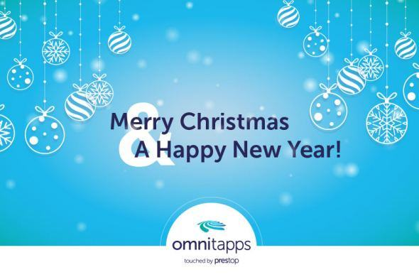 Happy Holidays from the Omnitapps team
