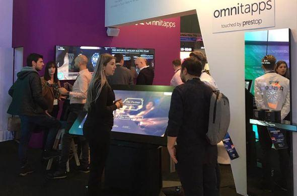 New Omnitapps4 solutions at ISE 2020