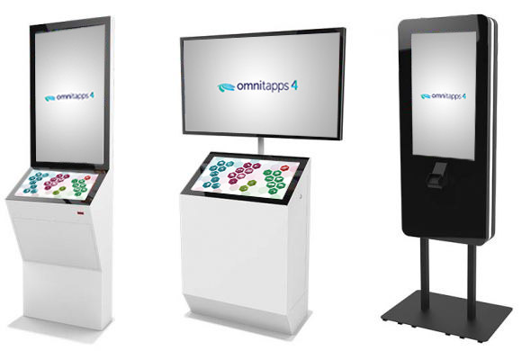 Omnitapps4 with new Prestop Kiosks
